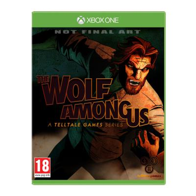 The Wolf Among Us Saison 1 Xbox One