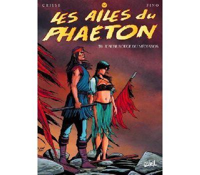Les ailes du Phaeton - L' Aube rouge Médianos