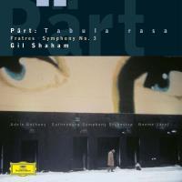 Pärt: Symphony Number 3, Fratres, Tabula rasa Vinyle 180 gr