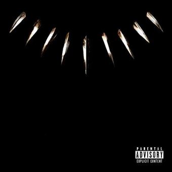 BLACK PANTHER:THE ALBUM MUSIC FROM/2LP