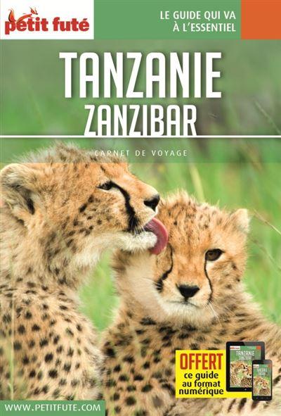 Tanzanie 2018 carnet petit fute + offre num