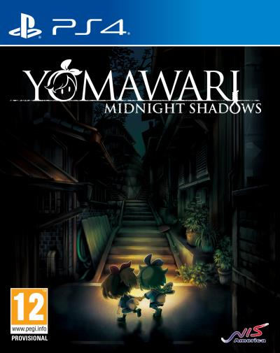 Yomawari Midnight Shadow PS4
