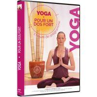 Yoga pour un dos fort DVD