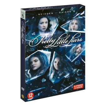 Pretty Little LiarsPretty Little Liars Saison 5 DVD