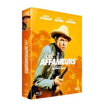 Les Affameurs Combo Blu-ray DVD