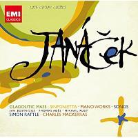 Messe glagolitique - Sinfonietta - Oeuvres pour piano - Mélodies