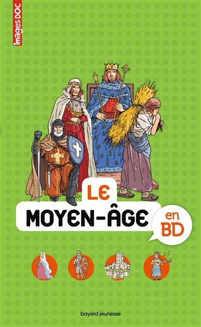 Le moyen âge en BD