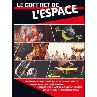Le Coffret de l'Espace DVD