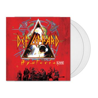 Hysteria at The O2 - 2LP 12''