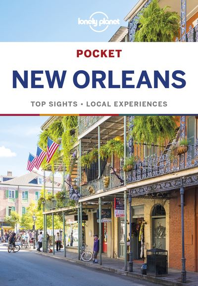 New Orleans Pocket 3ed -anglais-