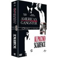 American Gangster - Scarface - Nicky Barnes : Mr Untouchable - Coffret