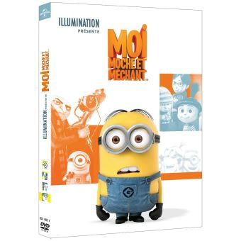 Moi, moche et méchantMoi, moche et méchant DVD