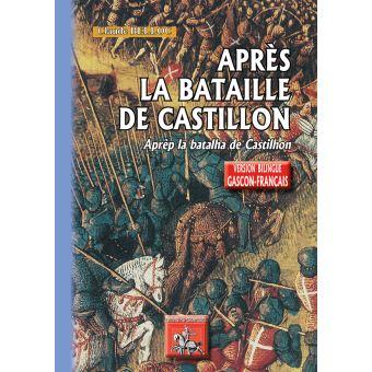 Après la bataille de Castillon