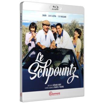 Le Schpountz Blu-ray
