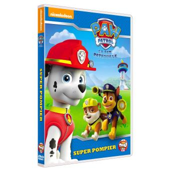 pat patrouillepaw patrol la patpatrouille volume 1 marcus le pompier dvd - Pat Patrouille Dessin Anim