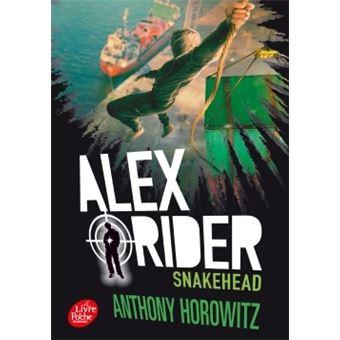 Les aventures d'Alex RiderAlex Rider - Snakehead