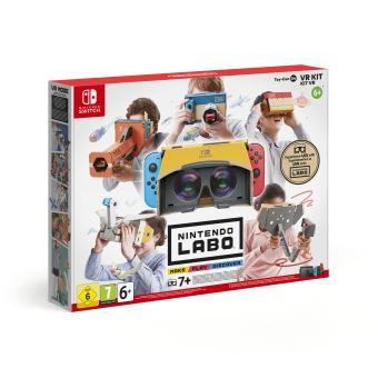 Toy-Con 4 Kit VR Nintendo Labo pour Nintendo Switch