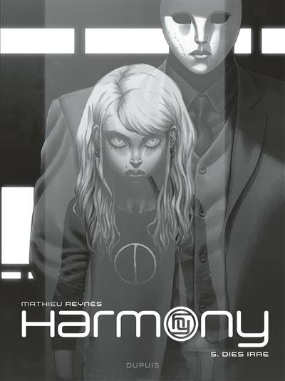 Harmony - Dies Irae (Edition noir et blanc)