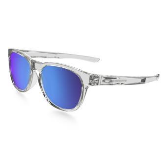 Lunettes de soleil Oakley Stringer Transparente et bleue - Lunettes ... b5c01589c9ce