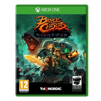 BATTLE CHASERS NIGHTWAR MIX XONE
