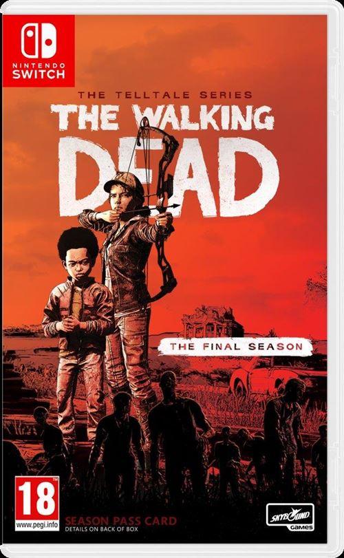 The Walking Dead The Telltale series L'ultime saison Nintendo Switch