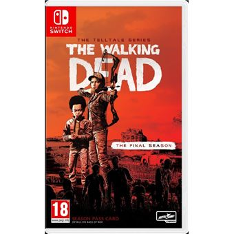 TELLTALE'S THE WALKING DEAD: FINAL SEASON FR/NL SWITCH