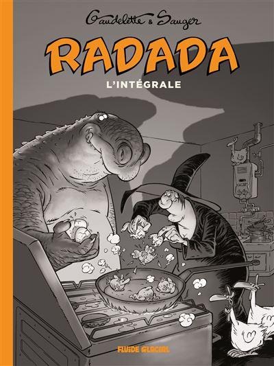 Radada, la méchante sorcière - L'intégrale (2019)