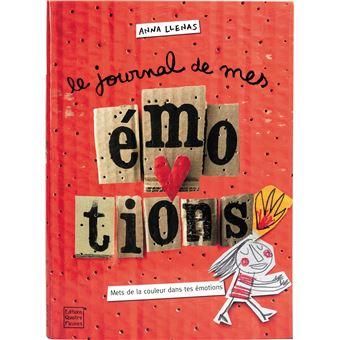 La couleur des émotionsLe Journal de mes émotions