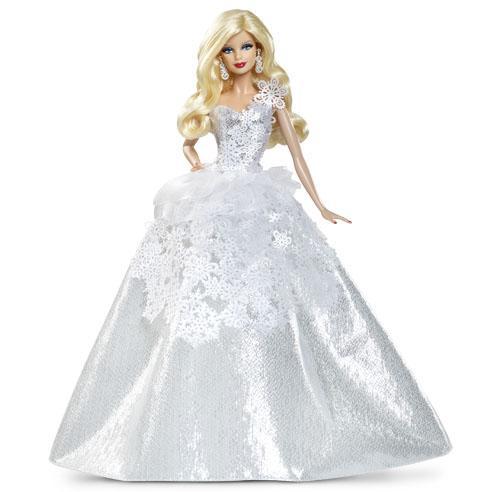 barbie de noel Poupée Barbie Noel Mattel   Poupée   Achat & prix | fnac barbie de noel