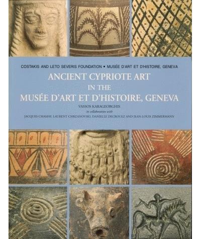 Ancient Chypriote Art in the musée d'Art et d'Histoire
