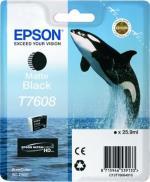 EPSO Cartouche Epson Oroque T7608 Ultrachrome Noir Mat