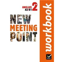 New Meeting Point Anglais 2de éd. 2014 - Workbook