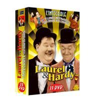 Coffret Laurel & Hardy 11 films DVD