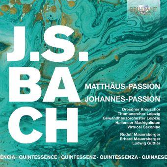 Bach: Matthäus Passion, Johannes Passion - 5CD