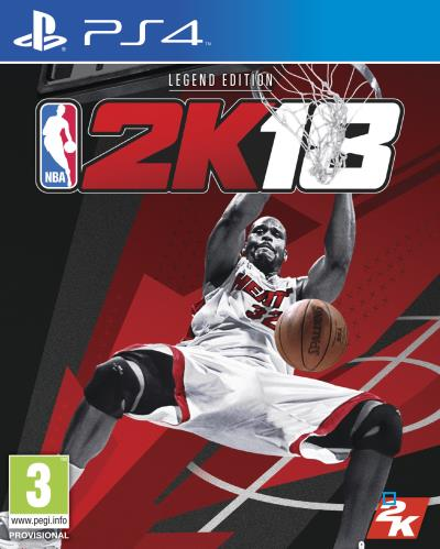 NBA 2K18 Legend Edition PS4