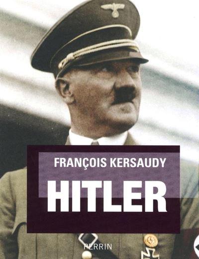 Hitler - 9782262061098 - 13,99 €