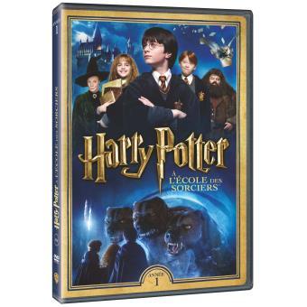 Harry PotterHarry Potter à l'école des sorciers DVD
