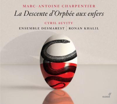 Marc-Antoine Charpentier : discographie La-Descente-d-Orphee-aux-enfers
