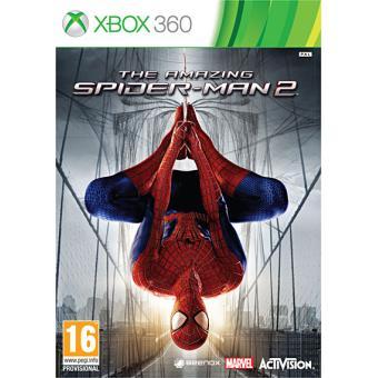 The amazing spiderman 2 xbox 360 jeux vid o achat - Les jeux de spiderman 4 ...