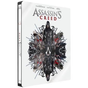 Assassin's creedAssassin's Creed Edition limitée Steelbook Blu-ray
