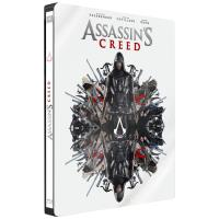 Assassin's Creed Edition limitée Steelbook Blu-ray
