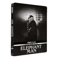 Elephant Man 40th Anniversary Steelbook Blu-ray 4K Ultra HD
