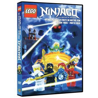 ninjagolego ninjago saison 3 partie 2 dvd - Lego Ninjago Nouvelle Saison
