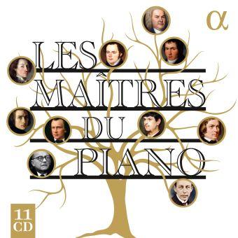 Les maîtres du Piano