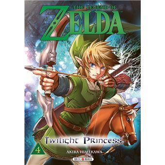 The legend of zelda tome 4 twilight princess akira for Achat maison zelda
