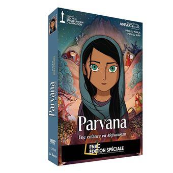 Parvana, une enfance en Afghanistan Edition Spéciale Fnac DVD