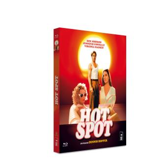 The Hot Spot Blu-ray