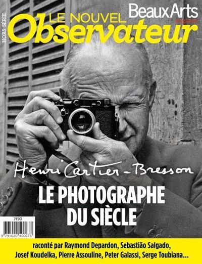 Henri cartier-bresson hors-serie n°4 mars/avril 2014