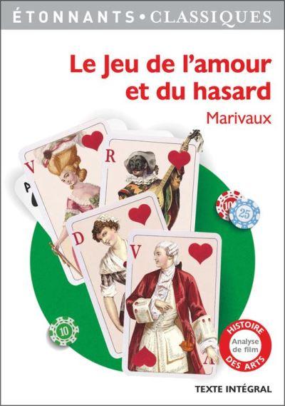 Le Jeu de l'amour et du hasard - 9782081426757 - 2,49 €