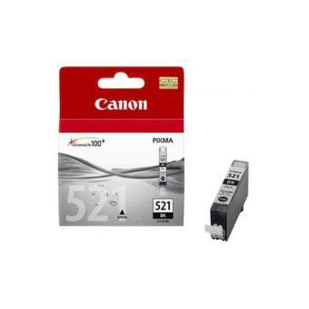 Cartouche Canon CLI-521 BK (noire)